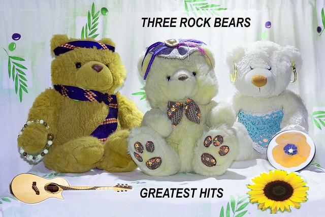 Three Rock Bears