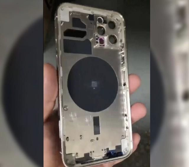 Rangka iPhone 12 Pro Tertiris, Sah Hadir Dengan Pengesan LiDAR