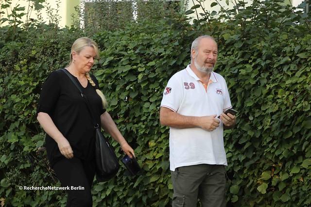 11.09.2020 Hoppegarten-Hönow: Vortrag von Afd- Björn Höcke im Restaurant