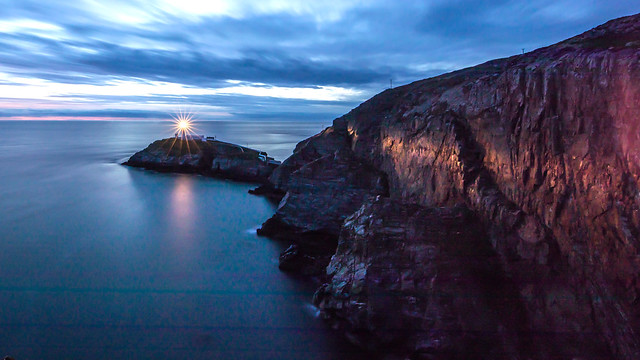 South Stack and Red Walls 2