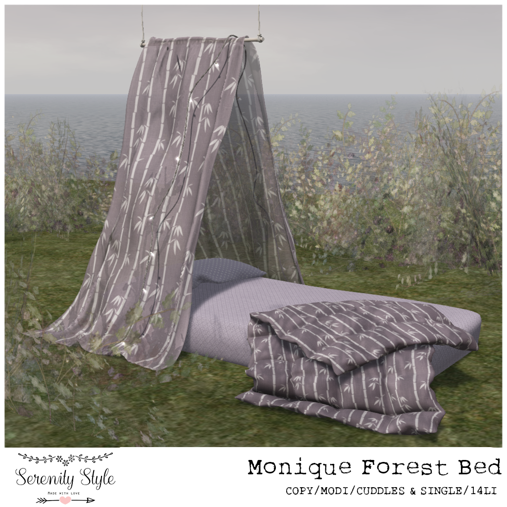 Serenity Style-Monique Forest Bed