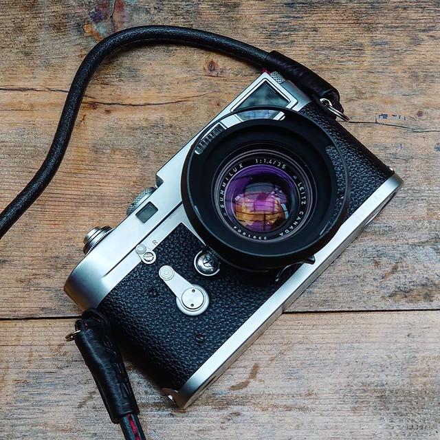 Leica Summilux 35mm f1.4 二代目聖光