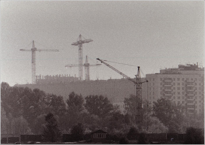 171. 1987. Снято с Тушинского летного поля. 27 августа