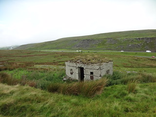 Stainmore pill-box