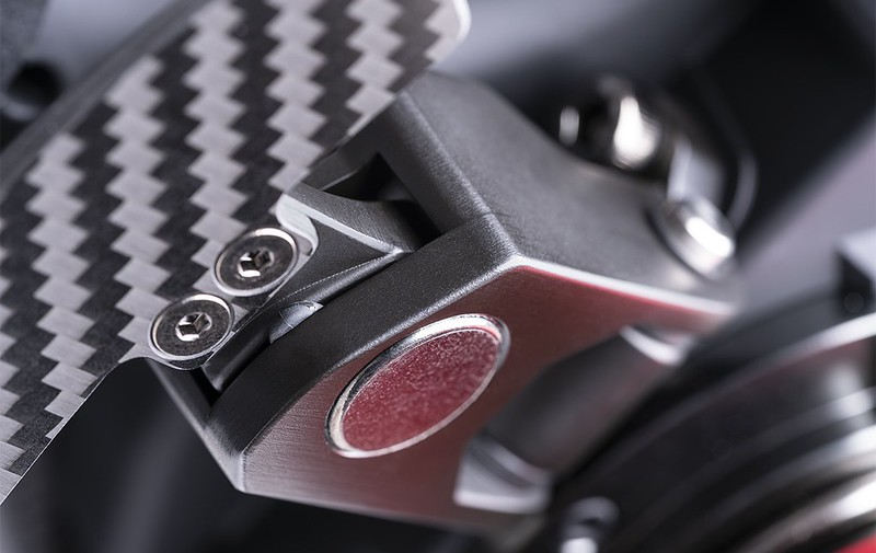 Fanatec Clubsport Magnetic Paddle Module - Quiet Operation