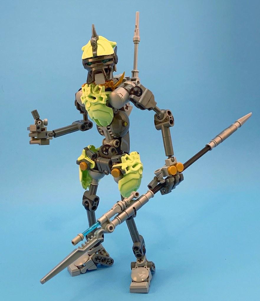 R3-3D5 [Sparring Bot]