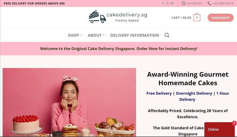 CakeDeliverySG
