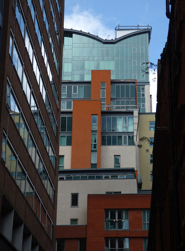 The Orion Building from Beak Street