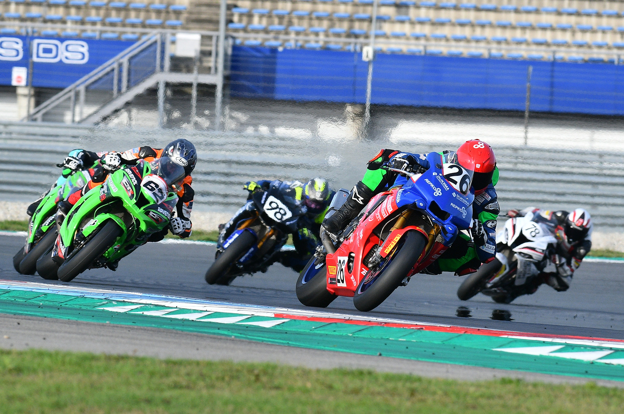 ONK SuperCup 1000 race