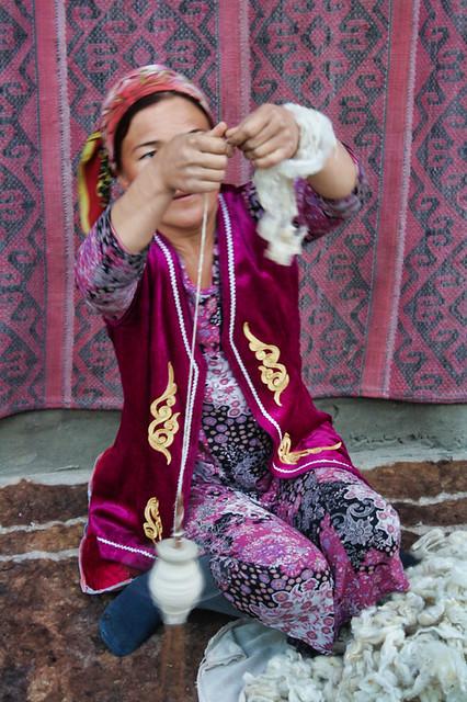 Fergana Valley UZ - Tajiks fine piece of craftsmanship 03