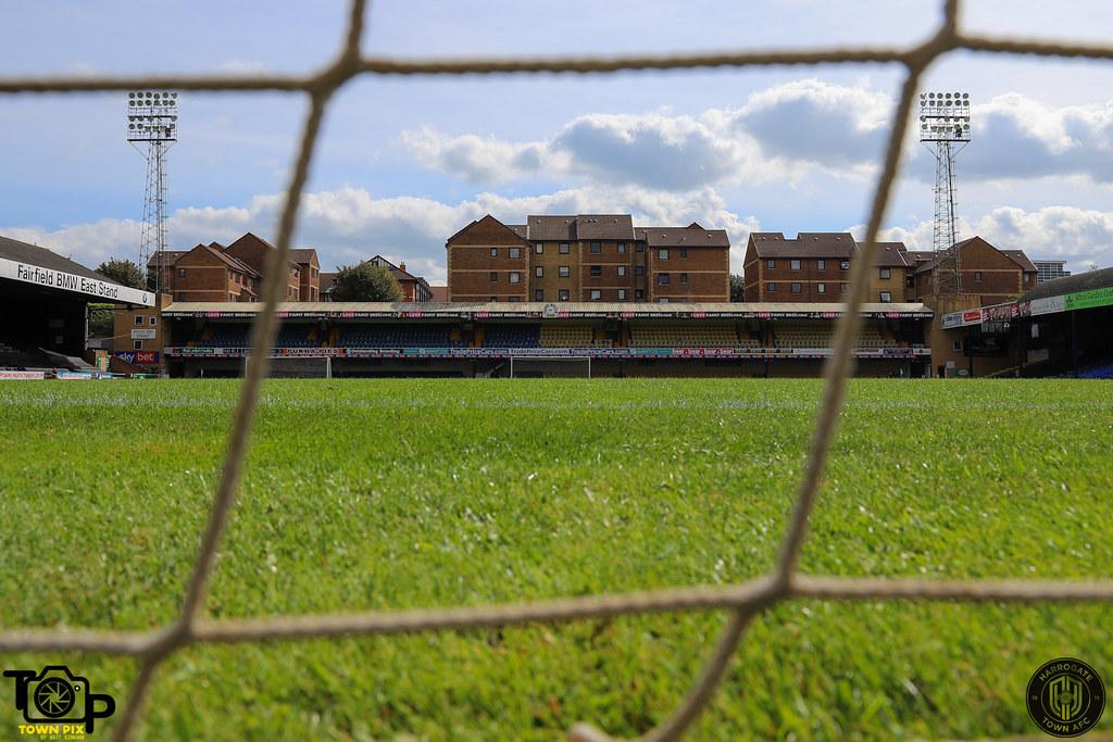 Southend United 0-4 Harrogate Town