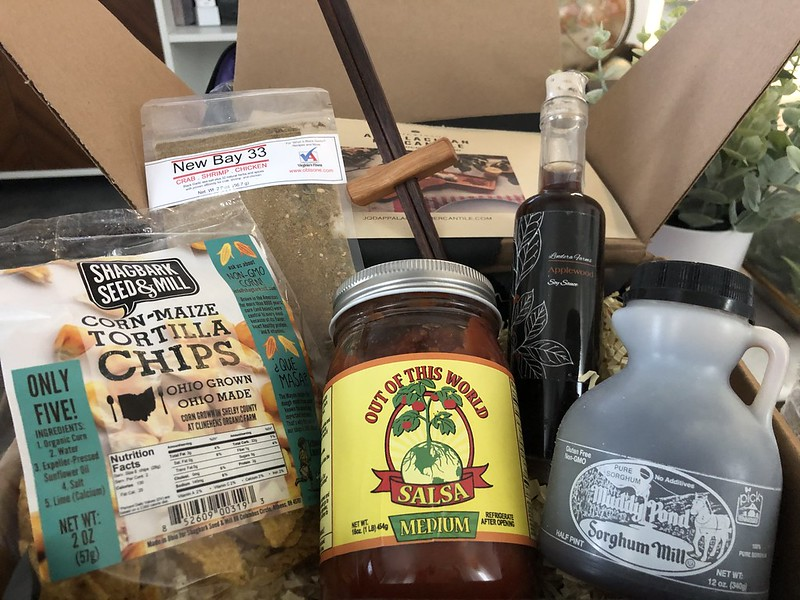 Appalachian Mercantile box