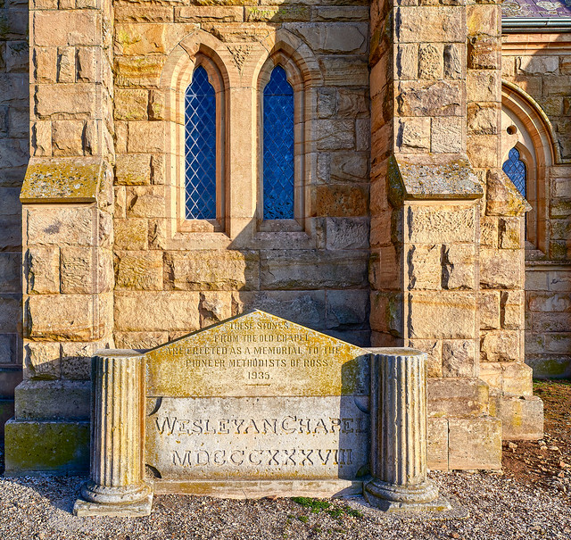Pioneer Methodists of Ross