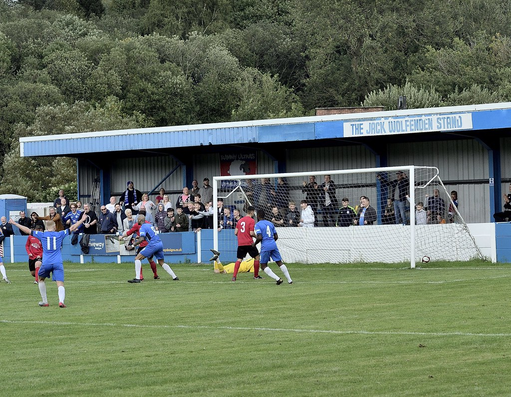 Ramsbottom United 4 Irlam 1 - FA Cup - Saturday 12th September