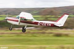 Cessna 152   G-CEYH   Cornwall Flying Club