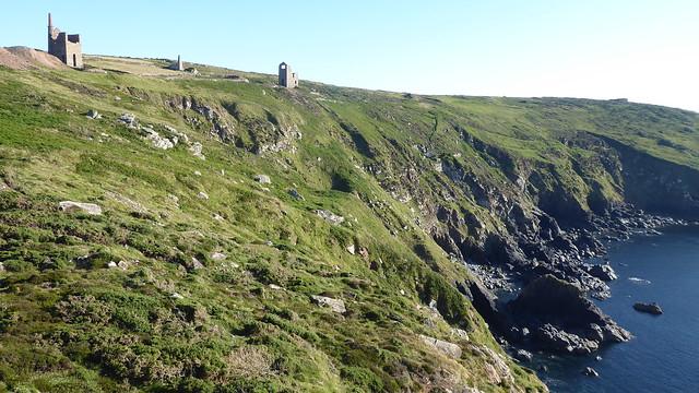 Botallack Tin Mine, Cornwall