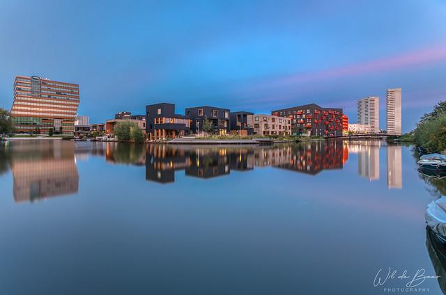WB201311-HiRes Blue Hour at Groningen