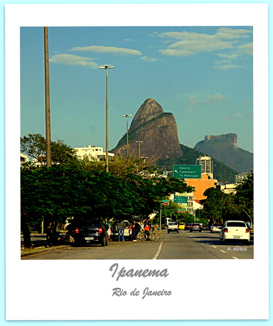Ipanema -Rio de Janeiro