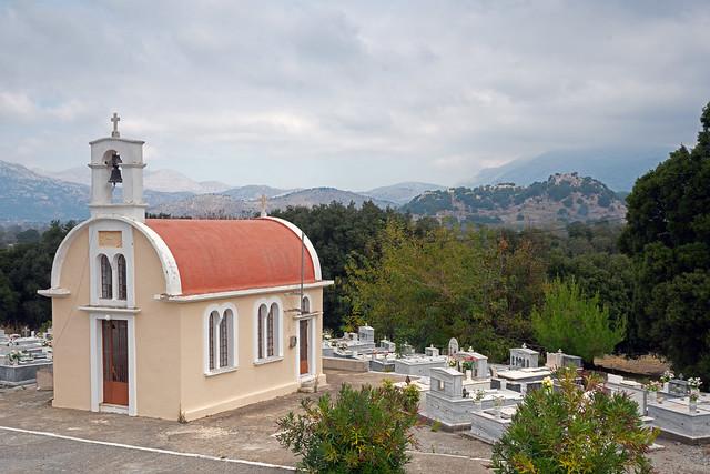 Chapel & Cemetery