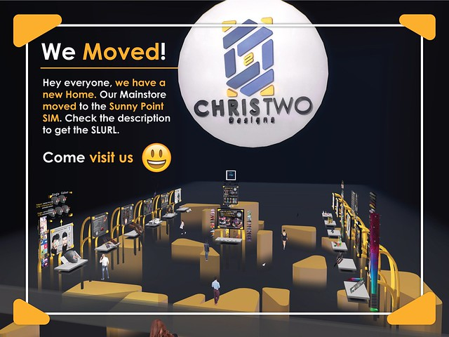 [Chris Two Designs] We Moved to a New Home!