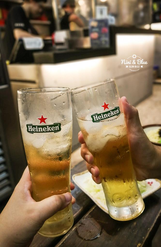 台中燒烤宵夜 神串串燒 啤酒35