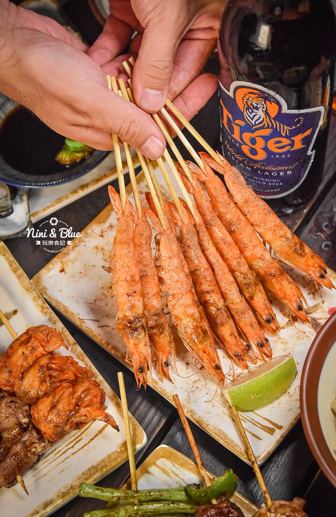 台中燒烤宵夜 神串串燒 啤酒23