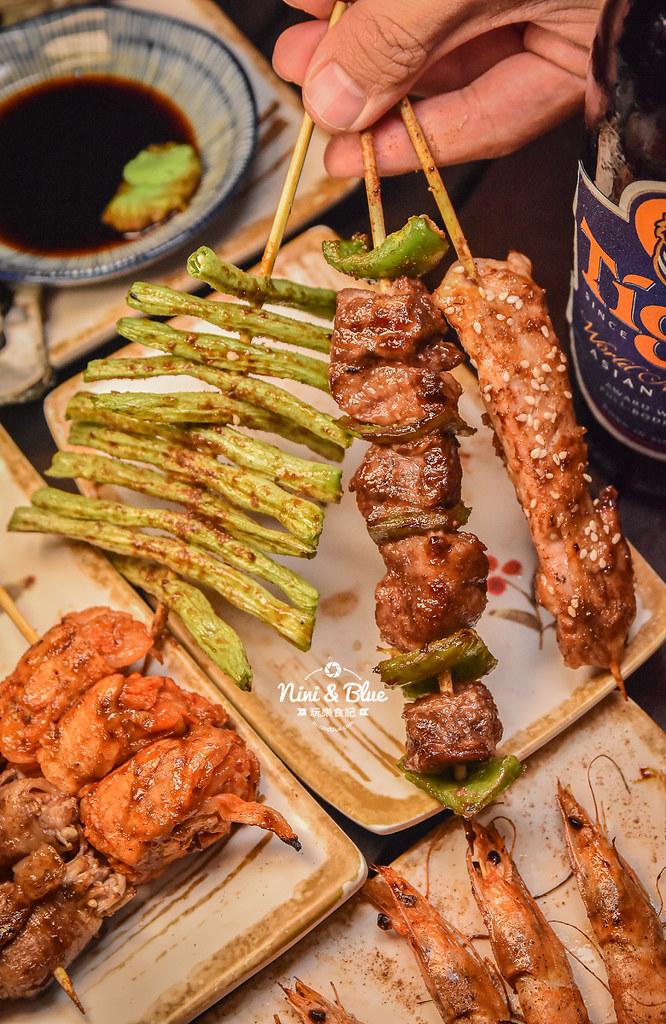 台中燒烤宵夜 神串串燒 啤酒22