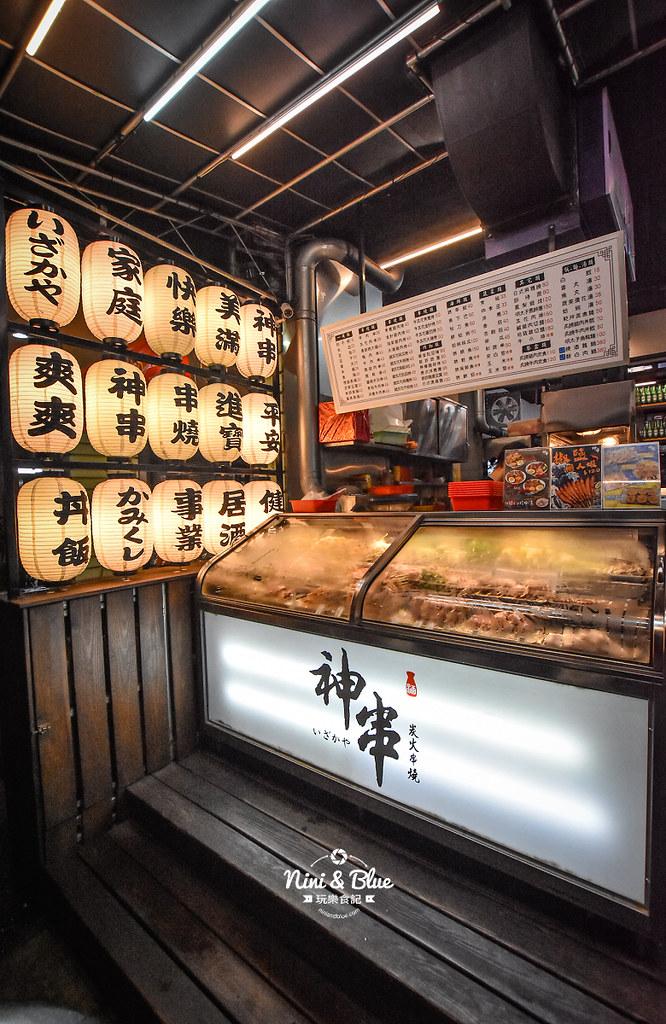 台中燒烤宵夜 神串串燒 啤酒06