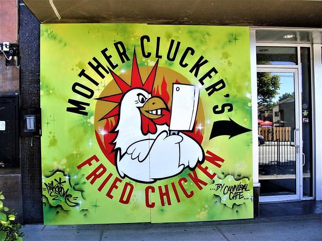 Mother Clucker's Fried Chicken