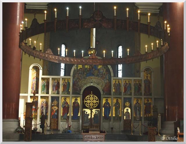 Serbia - Belgrade - Church of Saint Mark