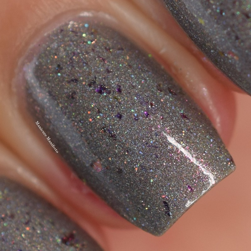 Girly Bits Cosmetics Steely Resolution