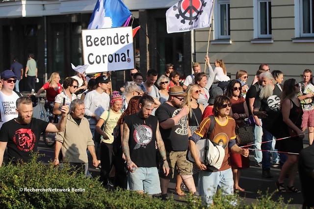 12.09.2020 Berlin: rechtsoffene