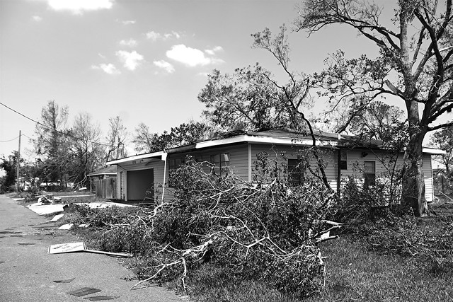 HurricaneLauraAftermathLA#11