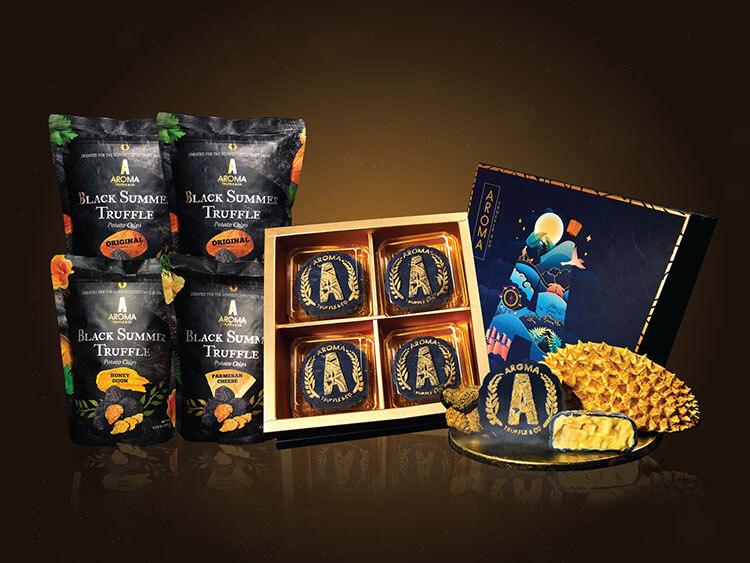Produk Aroma Truffle di Singapura
