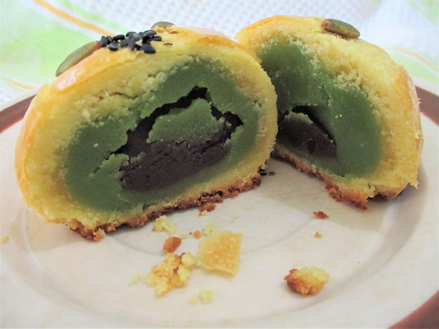 Sweet Factory mooncake 2, inside