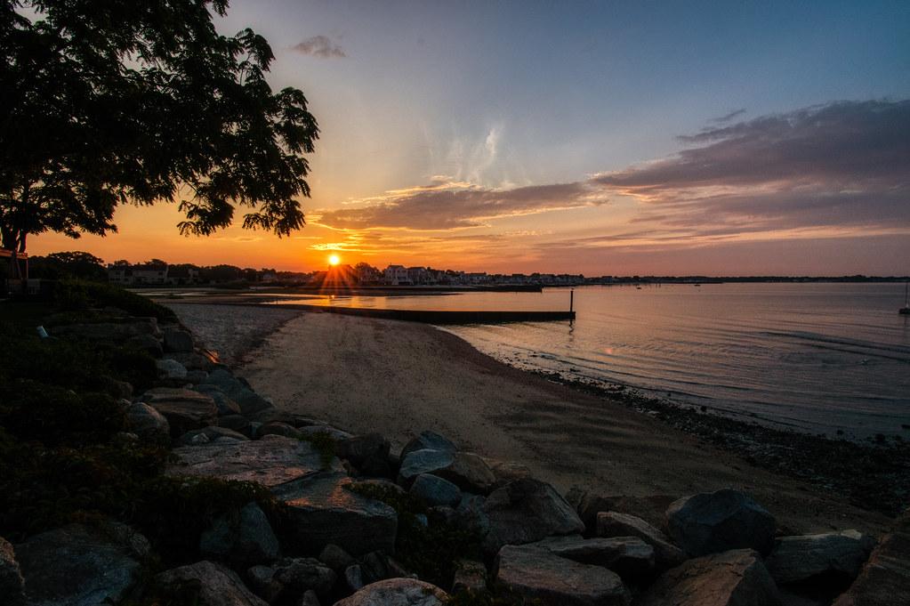 Good Morning Chapman Beach!  (1) (explored)
