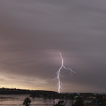 13. September 2020 - 7:50 - Storm at Merimbula 13th September 2020