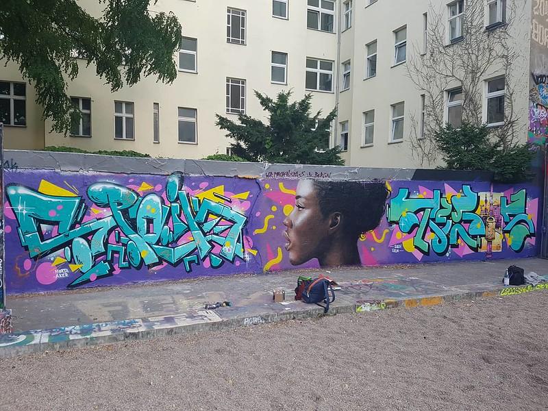 Spaik-Cayn-Tegos - BERLIN