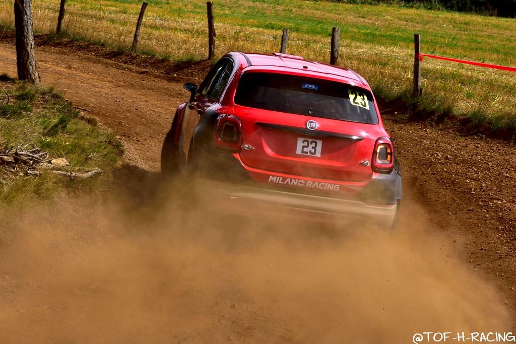 Rallye Terre de Lozère 2020 - FIAT MR 500 X R4 - Canavese