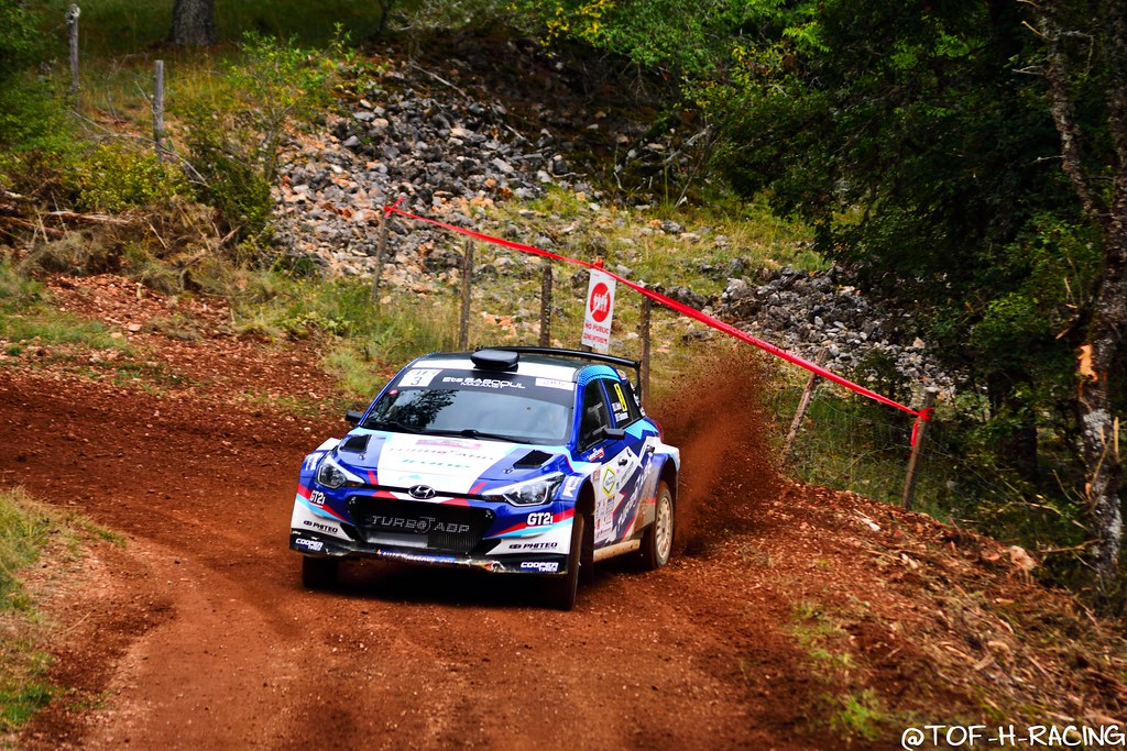 Rallye Terre de Lozère 2020 - Hyundai I20 R5 - Berfa