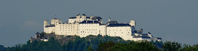 Festung Hohensalzburg (Fortress High Salzburg)