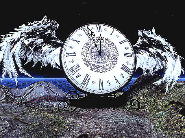 Isolation's Passengers, - Time Flys Nightly