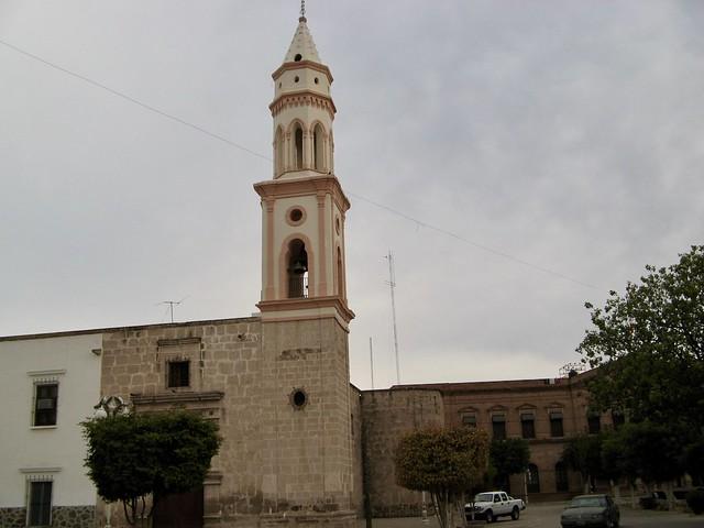 Sagrado Corazon de Jesus church, El Fuerte