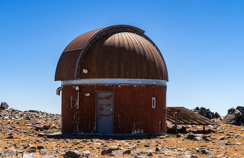 Mount Barcroft Observatory