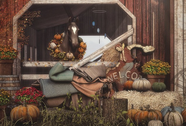 Gallant Magazine - Hint of Autumn