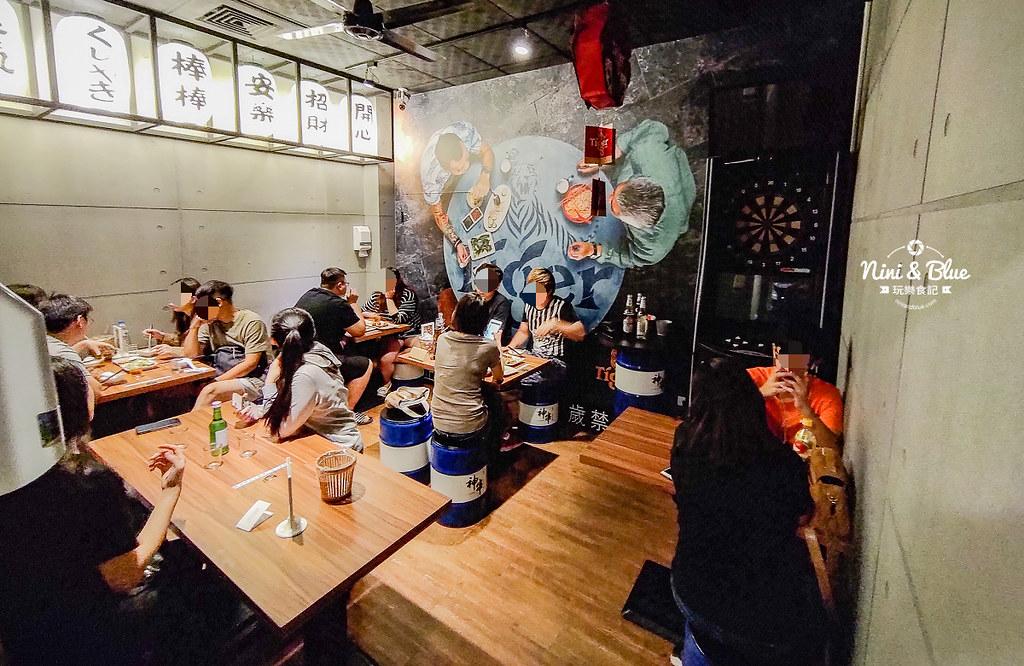 台中燒烤宵夜 神串串燒 啤酒38