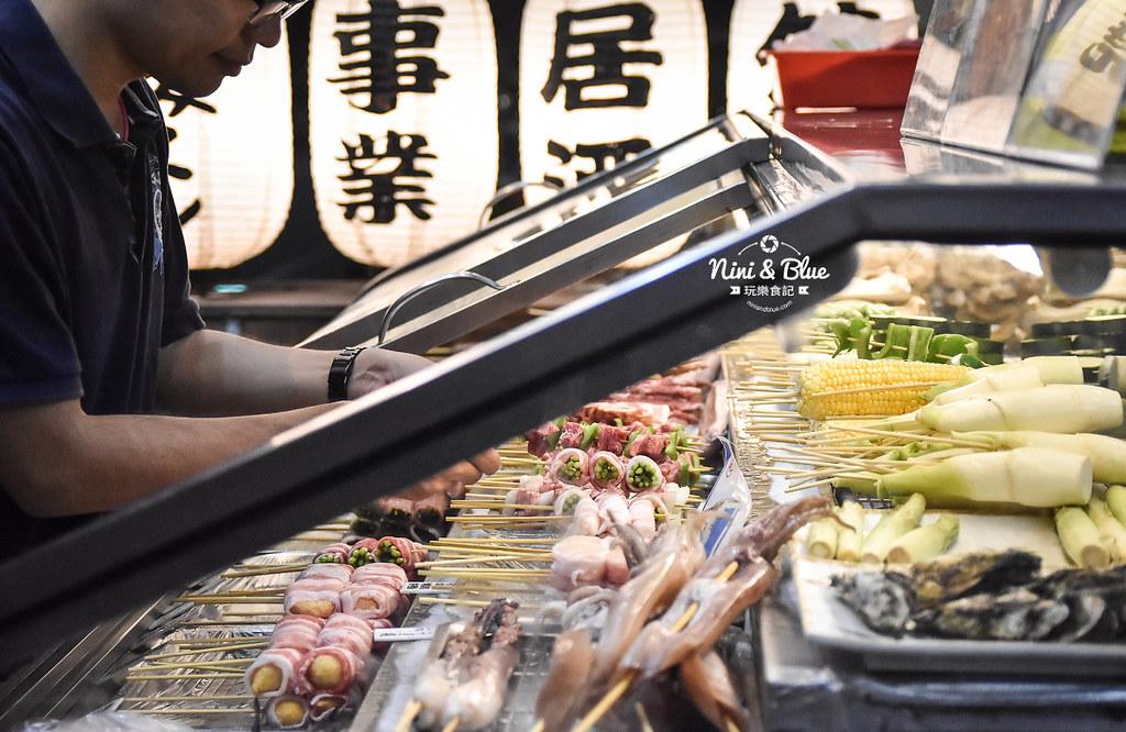 台中燒烤宵夜 神串串燒 啤酒13