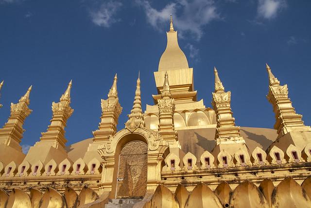 Pha That Luang#6 - Laos 2011
