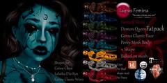 """""""Lupus Femina"""" Demon Queen - Fatpack"""