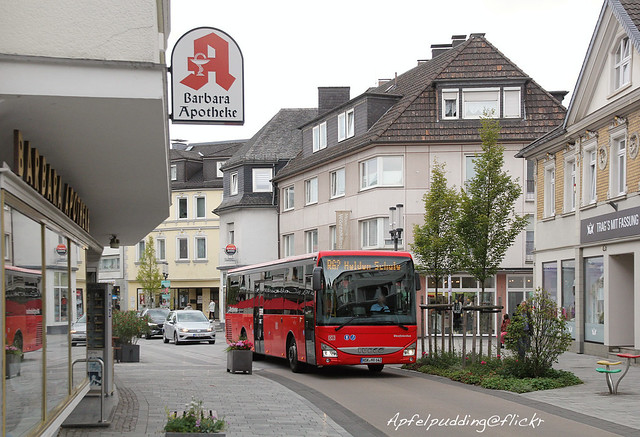 Bunte Buswelt - Attendorn